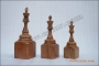 Wooden Trophy Chess
