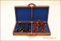 Wooden Chess Suitcase