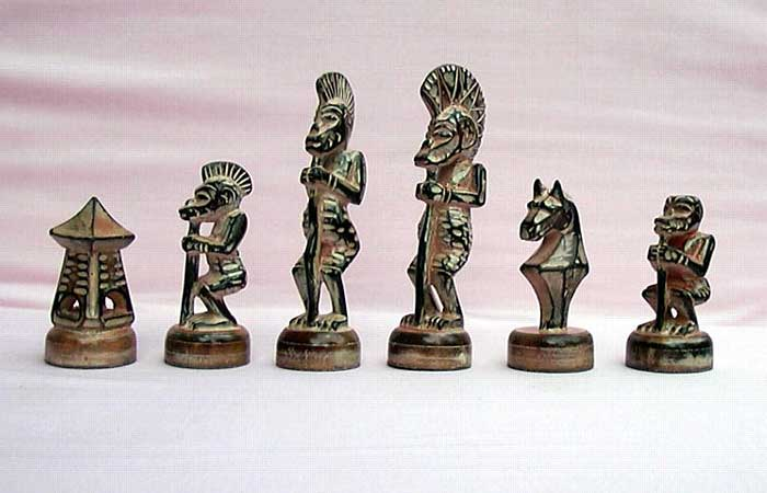 Decorative chess sets - Ornate chess sets ...