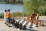 "8"" Special Big Chess Set"